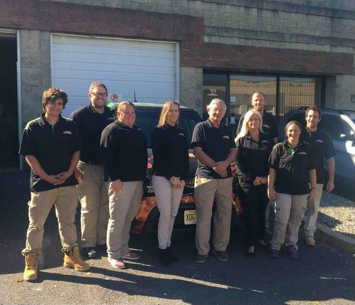 SERVPRO of Blackwood/Gloucester Township Crew