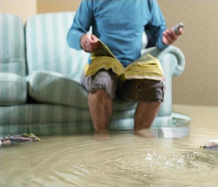 Storm Damage Heavy Rainfall And Flood Damage In Your Home