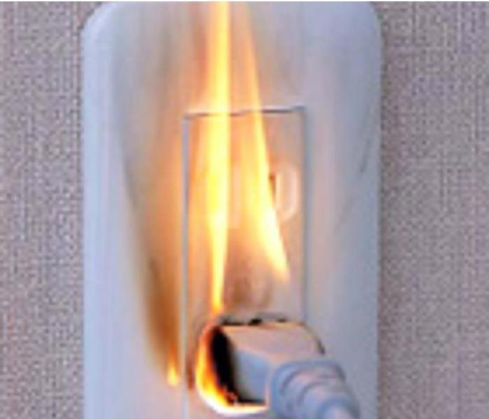 Preventing Electrical Fires With Nine Easy Tips Servpro